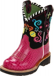 Little Girls Ariat Boots