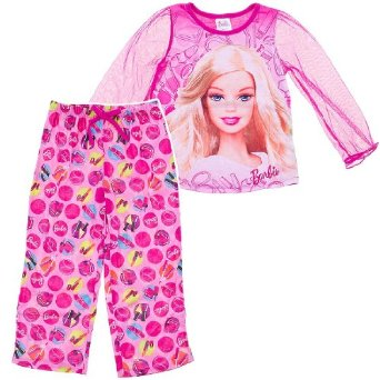 barbie pajamas