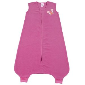 halo big kids pink sleepsack