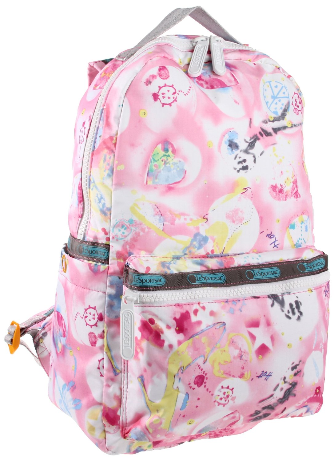 lesportsac pink backpack