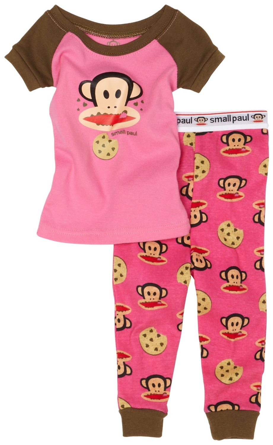 paul frank pink pajamas