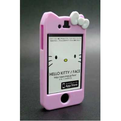 hello kitty hard case cover iphone 4
